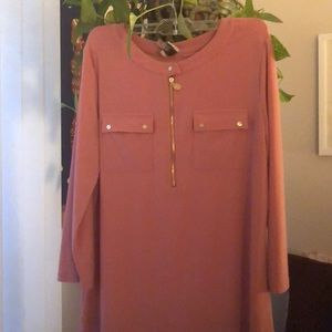 Brand New (never worn) pink blouse